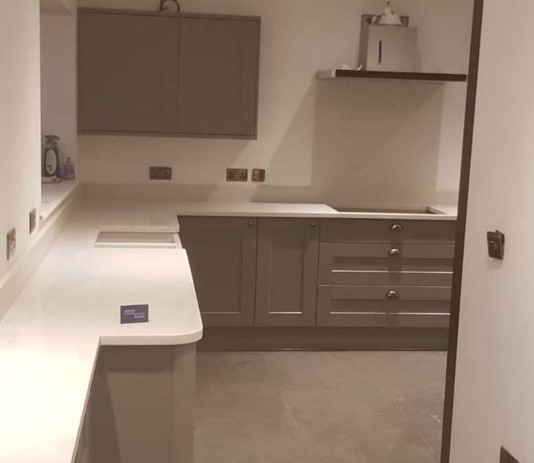 Complete kitchen refurbishment completed in Somerby8 min read